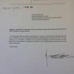 Lettera Ruscitti