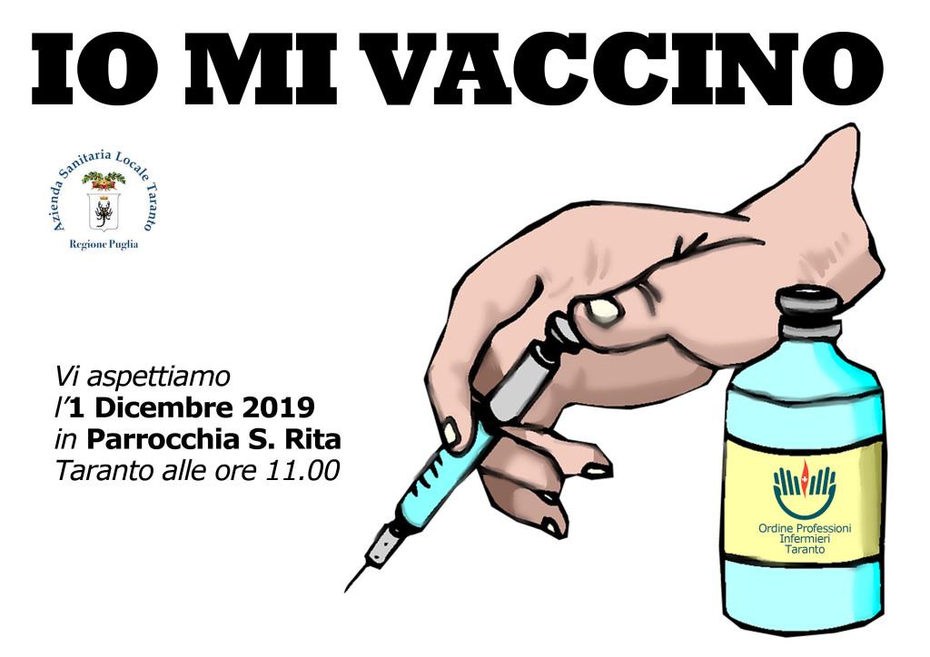Io mi vaccino
